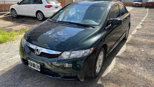 Honda Civic 1.8 Lxs Mt 2009