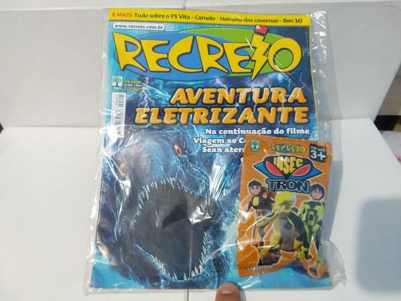 Revista Recreio #621 Viagem Ao Centro Da Terra - Com Brinde