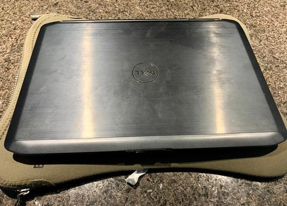 Notebook Dell Latitude E5430 Core I5-3340 4gb 500gb 14