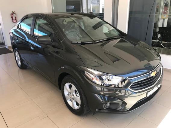 Chevrolet Prisma 4 Ptas Sedan 1.4 Nafta Lt Mt 2019 No Conv