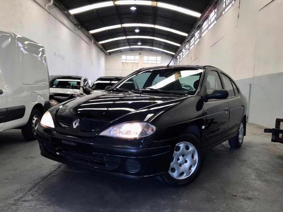 Renault Megane 1.6n 4ptas Full-full Excelente , Anticipo $