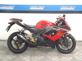 Suzuki Gsx R1000 2007 Vermelha