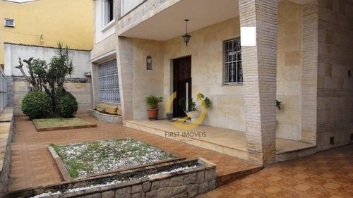 Casa Com 5 Dormitórios À Venda, 309 M² Por R$ 2.200.000,00 - Ipiranga - São Paulo/sp - Ca0151