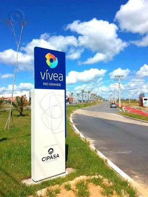 Terreno - Vivea - Rg - Ref: 7221 - V-7221