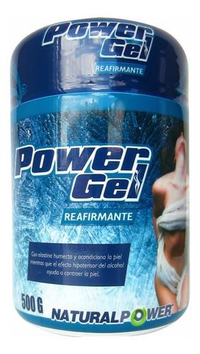 Gel Power Gel Reafirmante Frio Belleza Co - g a $58