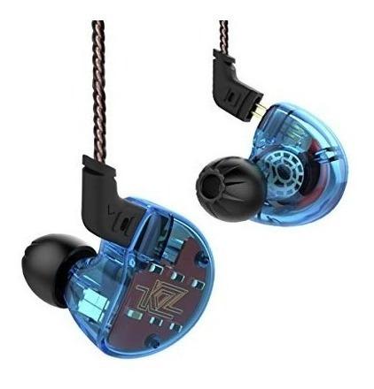 Fone Kz Zs10 S/mc + Cabo Bluetooth Apt-x + Case Kz De Resina