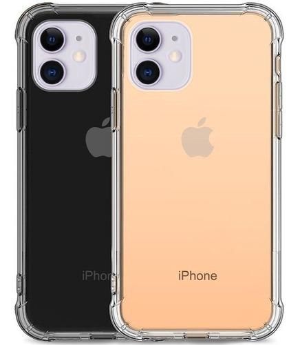 Protector Tpu Borde Alto Impacto iPhone 11 / Pro / Pro Max ®