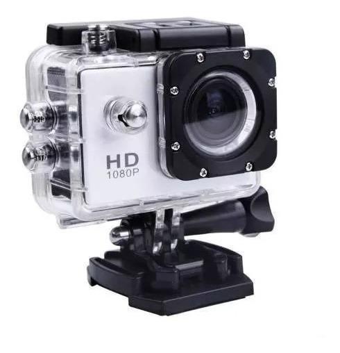 Mini Câmera Filmadora Sports Hd A Prova D