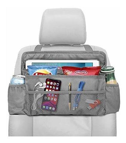 Lebogner Car Organizer, Headrest Car Seat Storage Caddy For