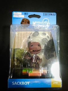 Muñeco Sack Boy Nº1 - Totaku - Activision