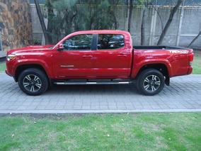 Toyota Tacoma Edicion Especial 4x4 2017 (sin Rodar)