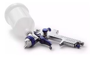 Pistola Para Pintar Compresor Gravedad Bremen® 5937 Cuotas