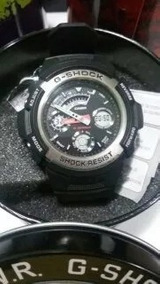 Relógio Casio G Shock Novo Aw-590-1adr N Citizen Invicta
