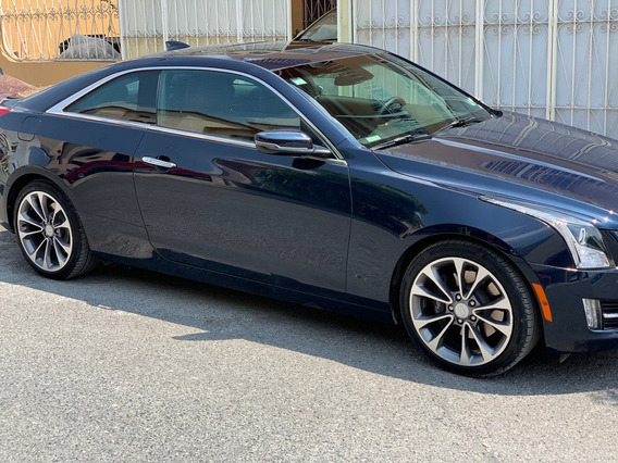 Remato Cadillac Ats Coupe 2.0t