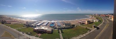 Departamento Edificio Playa Club En Miramar Para 4 Personas