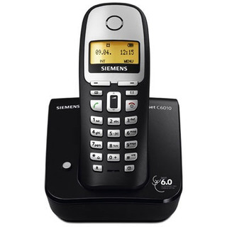 Telefone Siemens C6010 Semi Novo Bateria Nova