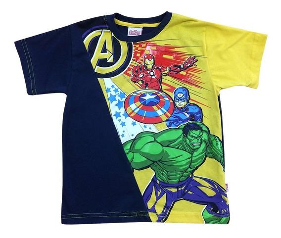 Playeras Marvel Official Avengers Endgame Para Niño