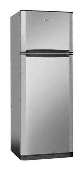 Heladera Philco Phct290x Acero Inoxidable Con Freezer 285l