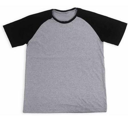 Kit 20 Un ,camisas Raglan Sublimação Ou Silk Tecido Pp