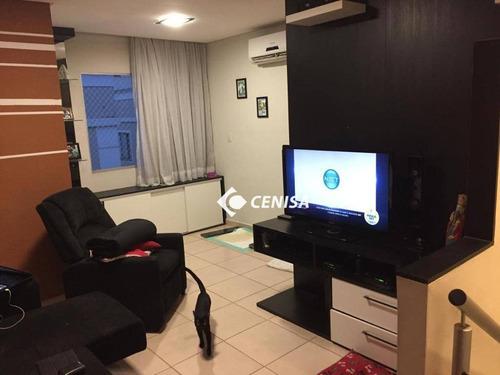 Cobertura Com 2 Dormitórios À Venda, 105 M² - Parque São Lourenço - Indaiatuba/sp - Co0023