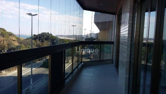 Apartamento Residencial À Venda, Passagem, Cabo Frio. - Ap0095
