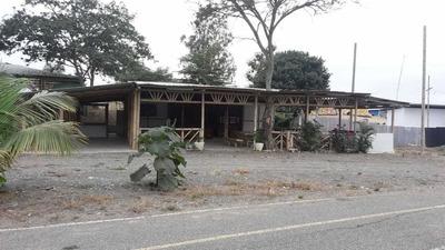 Alquilo Hacienda Con Restaurante Campestre En Km 61,5 Costa