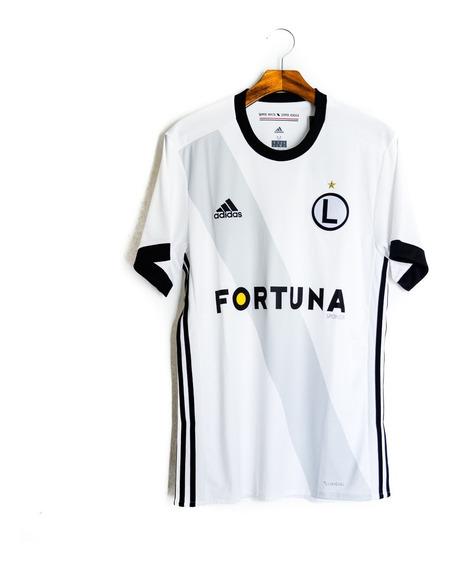 Camisa Futebol Masculino Legia Varsóvia 17/18 adidas Bp9475