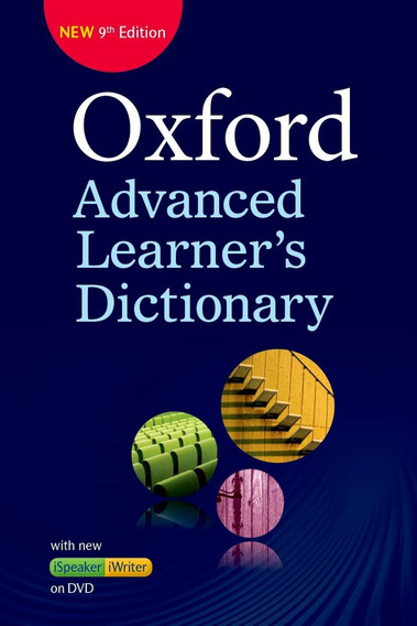 Oxford Advanced Learners Dictionary 9th C/ Dvd Capa Dura