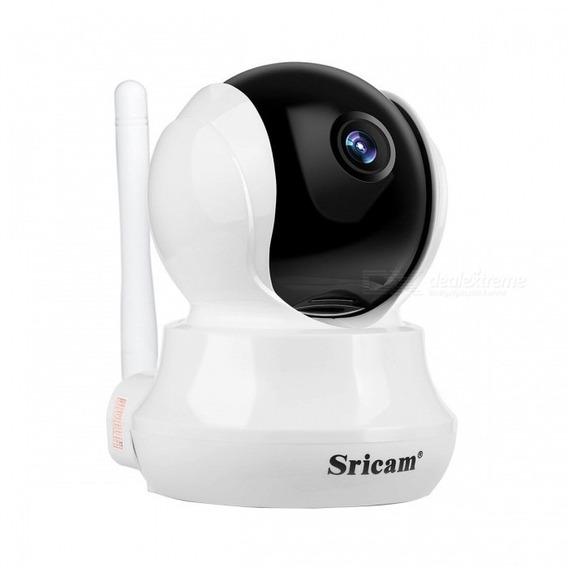 Sricam Hd 1.0mp 720 P Wi-fi Ip Segurança Câmera Interior Ir