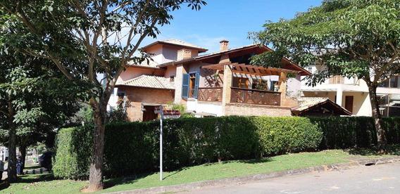 Casa Na Granja Viana Em Condominio Vintage - Ca5103