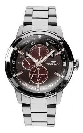 Relógio Technos Masculino Cronógrafo 6p57ad/1p