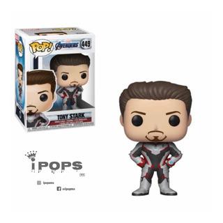 Funko Pop! Marvel Avengers Endgame - Tony Stark Ironman