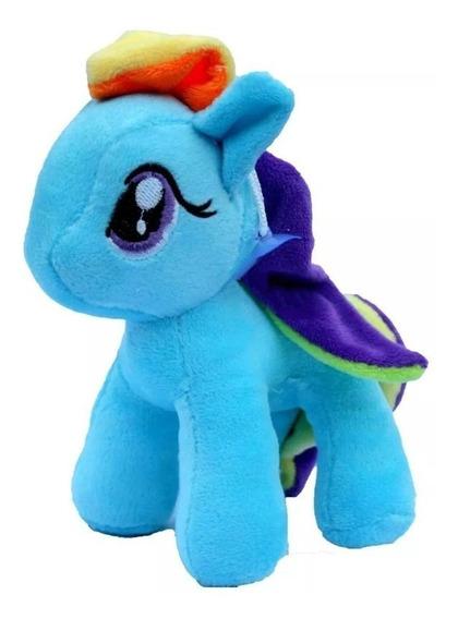 Juguete Peluche My Little Pony Raimbow Rarity Equestria Niña