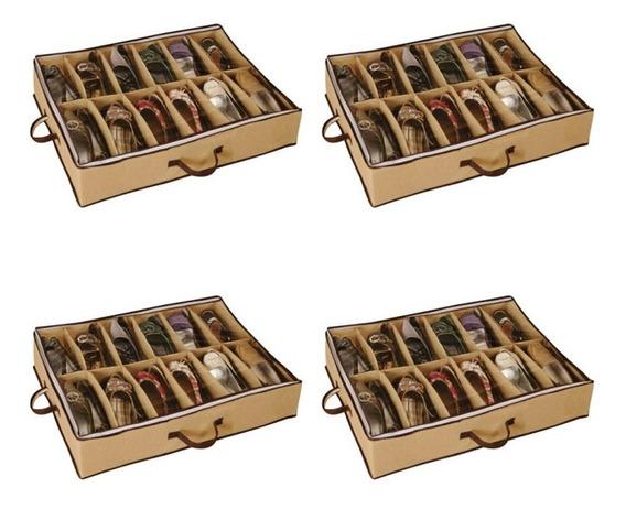 Sapateira Flexível 12 Pares - Kit 4 Unids.