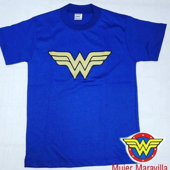697af4142756 Camisa Mujer Maravilla - Ropa, Zapatos y Accesorios en Mercado Libre ...