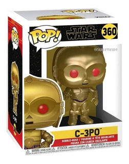 Funko Pop Star Wars C-3po 360 Magic4ever