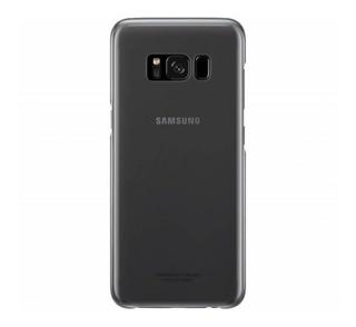 Capa Protetora Clear Galaxy S8 Plus Preta