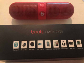 Parlante Beats Pill Bluetooth Portable