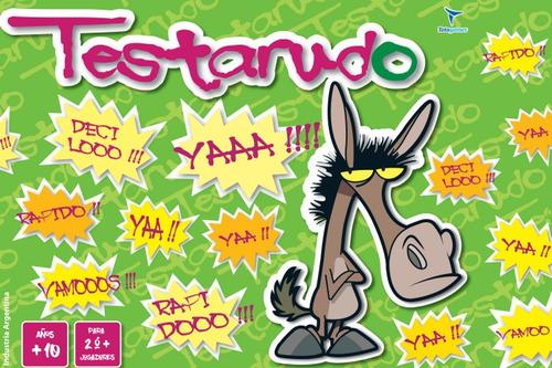 Testarudo Juego De Mesa - Toto Games