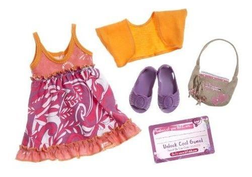 Pack De Moda Bfc Ink Large Doll Bright N Beautiful