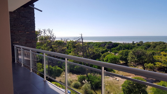 Departamento Monoambiente Con Vista Al Mar Mar De Las Pampas