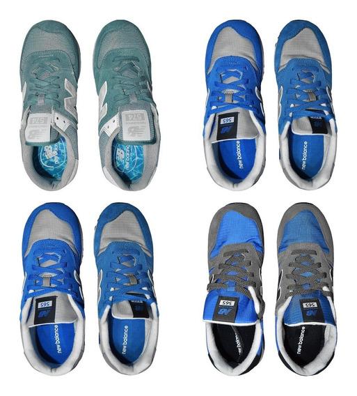 Combo 4 Zapatillas New Balance Con Detalles Por Exhibicion 1