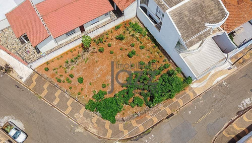 Lindo Terreno De Esquina À Venda, 341 M² Por R$ 265.000 - Jardim Alfa - Santa Bárbara D'oeste/sp - Te2953