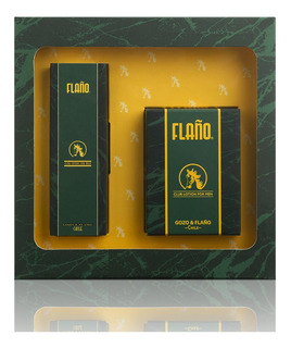 Set Estuche Flaño Club Lotion For Men Edc 50ml + Jabón