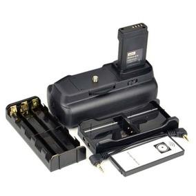Grip Meike Mk-1100d Para Canon T3-1100d, T5-1200d E T6-1300d