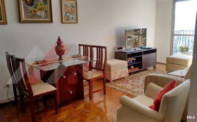 Apartamento Para Venda, 3 Dormitórios, Vila Firmiano Pinto - São Paulo - 374