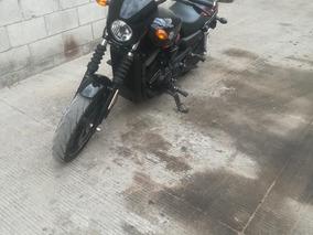 Motocicleta Harley Davidson Street 750 2016