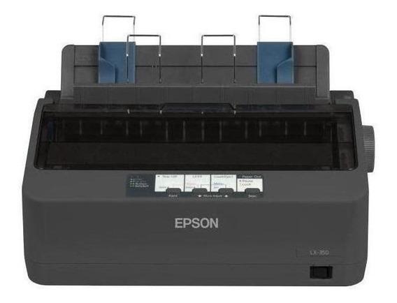 Impressora Matricial Epson Lx-350 - Paralela E Usb (nova)
