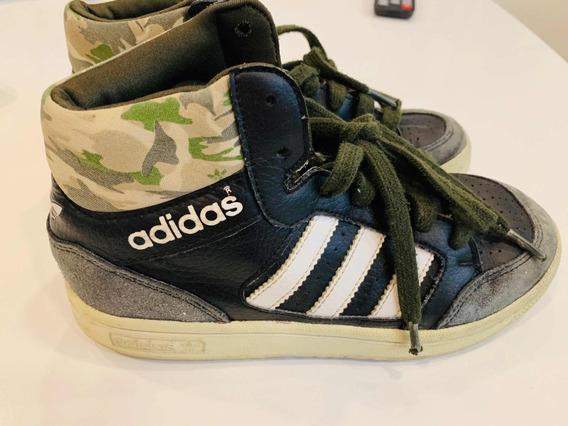 adidas Zapatillas Camufladas Talle 35 Oferta Niños