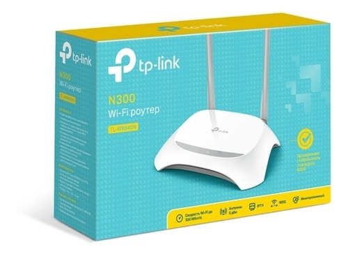 Router Inalámbrico Tp-link Tl-wr840n